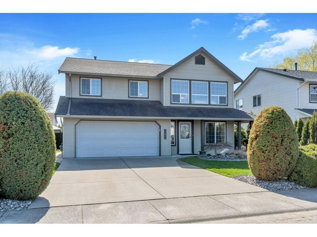"Main Photo: 34644 FARMER Road in Abbotsford: Poplar House for sale in ""Huntington Village"" : MLS®# R2560733"