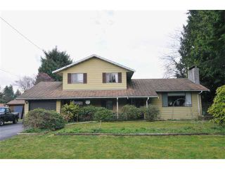 Photo 1: 21741 HOWISON Avenue in Maple Ridge: West Central House for sale : MLS®# V942196