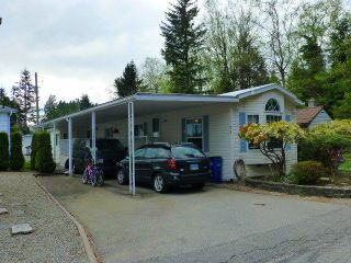 """Photo 2: 26 24330 FRASER Highway in Langley: Otter District Manufactured Home for sale in """"LANGLEY GROVE ESTATES"""" : MLS®# R2264005"""