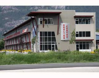 Photo 2: 109 39012 DISCOVERY Way in Squamish: Business Park Industrial for sale : MLS®# C8038216