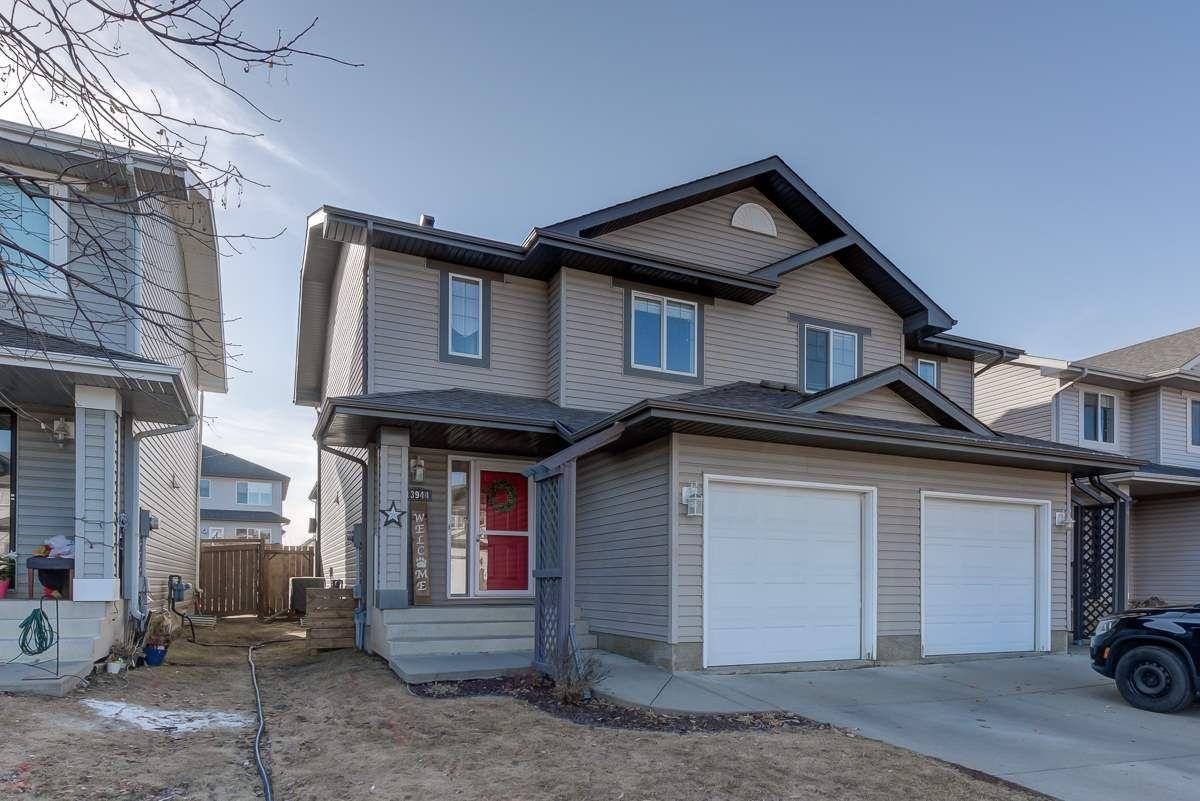 Main Photo: 13944 137 Street in Edmonton: Zone 27 House Half Duplex for sale : MLS®# E4236706