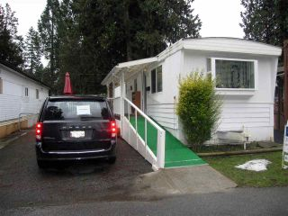 """Photo 1: 62 21163 LOUGHEED Highway in Maple Ridge: Southwest Maple Ridge Manufactured Home for sale in """"VAL MARIA MOBILE HOME PARK"""" : MLS®# R2244017"""