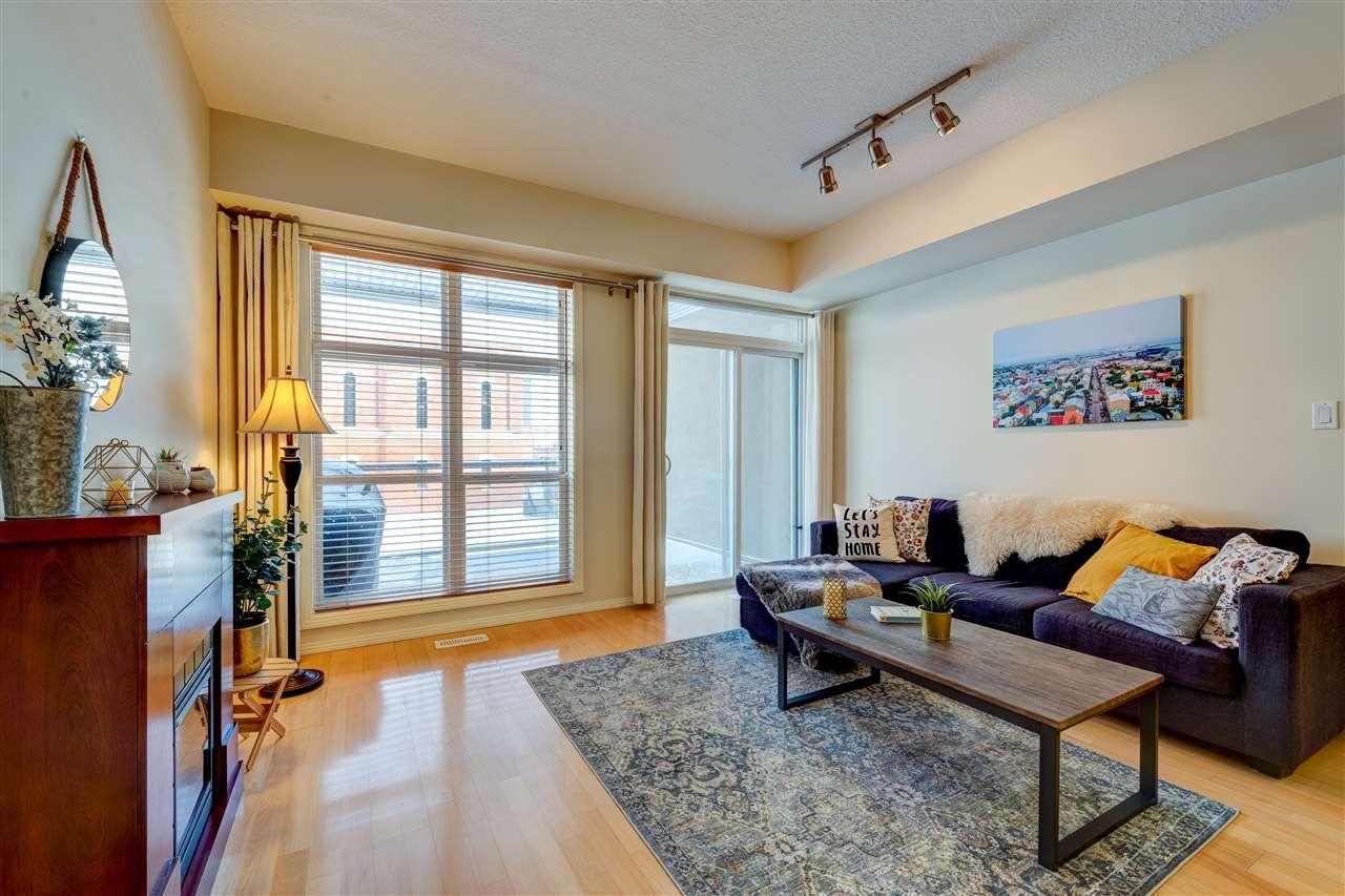 Main Photo: 214 10411 122 Street in Edmonton: Zone 07 Condo for sale : MLS®# E4221407