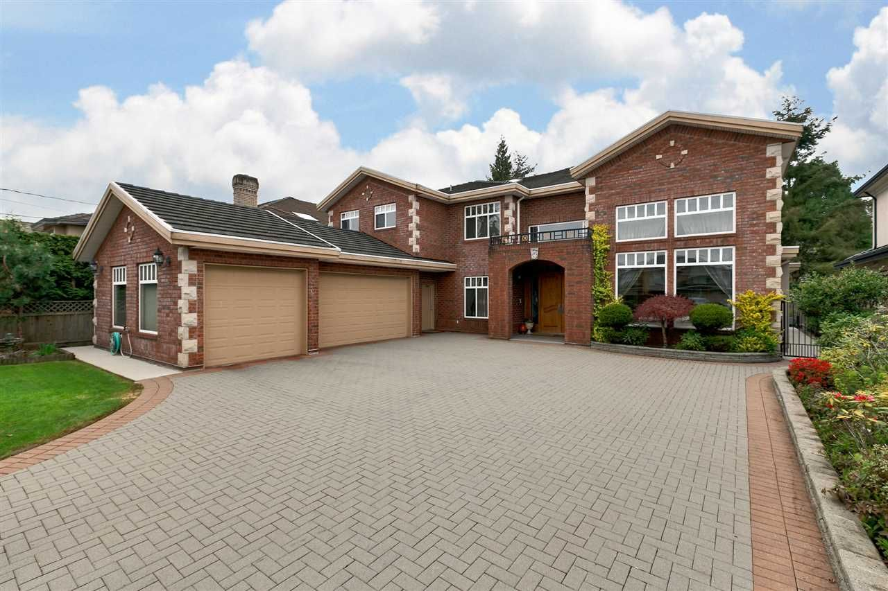 Main Photo: 8871 FOSTER Road in Richmond: Broadmoor House for sale : MLS®# R2053005