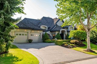 "Photo 1: 15813 COLLINGWOOD Crescent in Surrey: Morgan Creek House for sale in ""Morgan Creek"" (South Surrey White Rock)  : MLS®# R2612197"