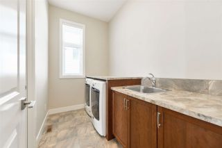 Photo 25: 910 WOOD Place in Edmonton: Zone 56 House Half Duplex for sale : MLS®# E4239285