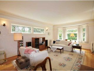 Photo 8: 3890 CYPRESS Street in Vancouver: Shaughnessy House for sale (Vancouver West)  : MLS®# V1070881
