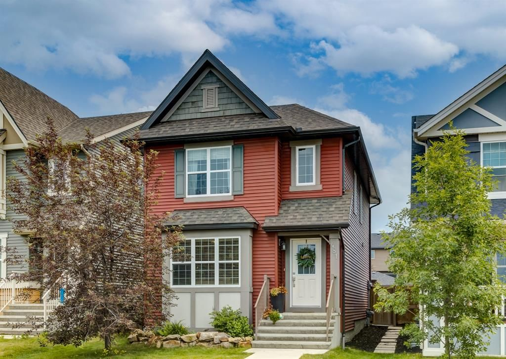 Main Photo: 481 Evanston Drive NW in Calgary: Evanston Detached for sale : MLS®# A1126574