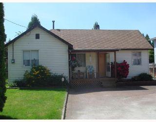 Photo 1: 21180 DEWDNEY TRUNK Road in Maple_Ridge: Southwest Maple Ridge House for sale (Maple Ridge)  : MLS®# V768897