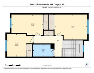 Photo 32: 84 6915 Ranchview Drive NW in Calgary: Ranchlands Row/Townhouse for sale : MLS®# A1135144