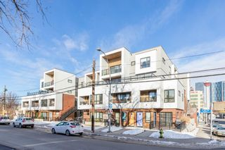 Main Photo: 211 120 18 Avenue SW in Calgary: Mission Apartment for sale : MLS®# A1063160