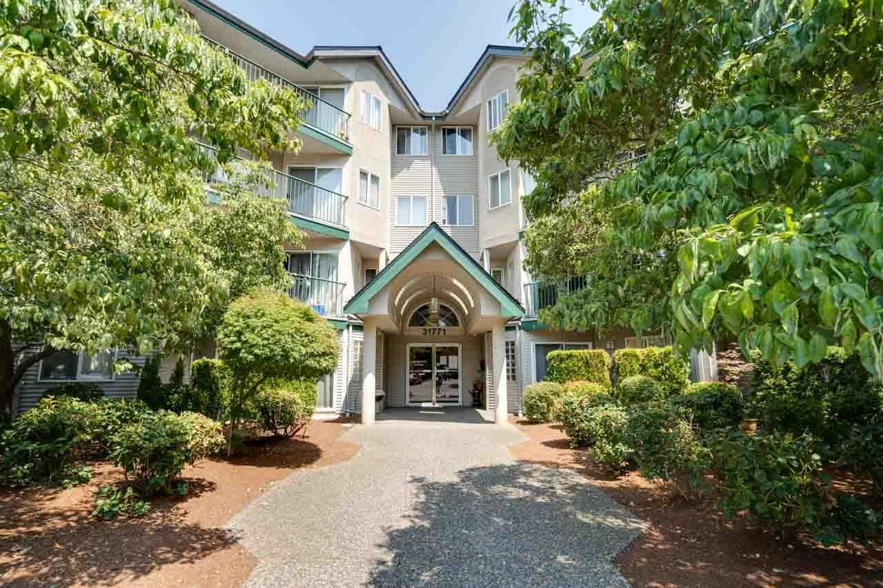 Main Photo: 309 31771 PEARDONVILLE Road in Abbotsford: Abbotsford West Condo for sale : MLS®# R2598689