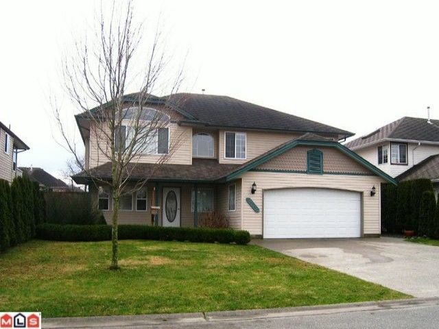 """Main Photo: 34756 7TH Avenue in Abbotsford: Central Abbotsford House for sale in """"HUNTINGDON VILLAGE"""" : MLS®# F1102700"""