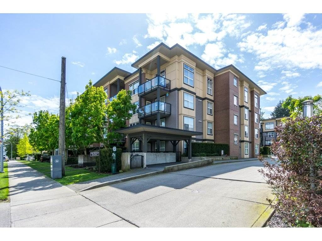 "Main Photo: 107 10707 139 Street in Surrey: Whalley Condo for sale in ""AURA-2"" (North Surrey)  : MLS®# R2219745"