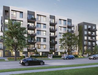 """Main Photo: 206 2235 E BROADWAY Street in Vancouver: Grandview Woodland Condo for sale in """"Popolo"""" (Vancouver East)  : MLS®# R2537854"""
