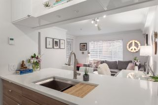 """Photo 5: 101 929 W 16TH Avenue in Vancouver: Fairview VW Condo for sale in """"Oakview Gardens"""" (Vancouver West)  : MLS®# R2146407"""