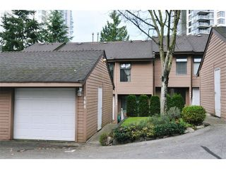 Photo 1: 464 Lehman Place in Port Moody: North Shore Pt Moody Townhouse  : MLS®# V1093243