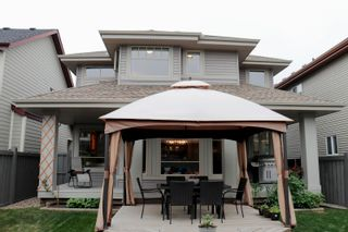 Photo 40: 412 AINSLIE Crescent in Edmonton: Zone 56 House for sale : MLS®# E4255820