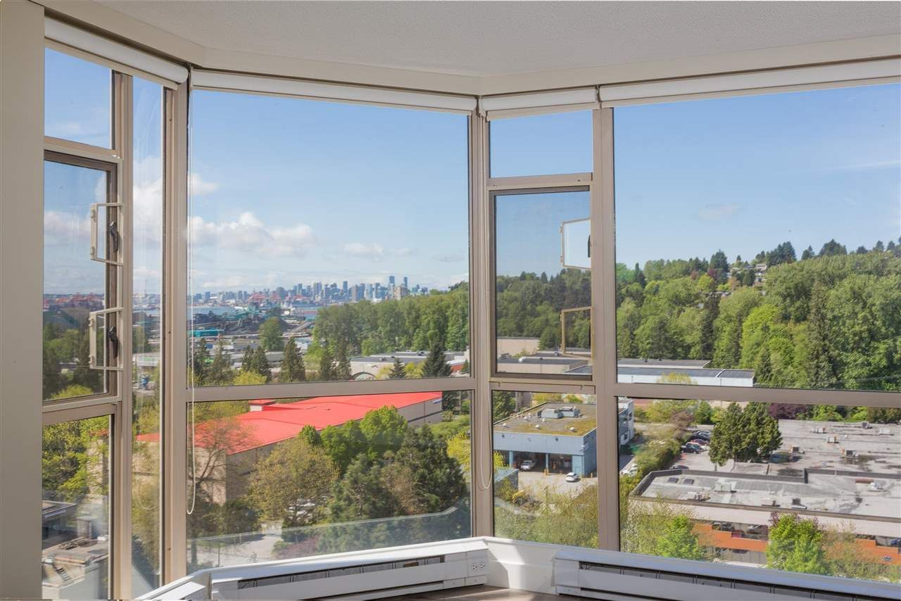 """Main Photo: 1401 1327 E KEITH Road in North Vancouver: Lynnmour Condo for sale in """"CARLTON AT THE CLUB"""" : MLS®# R2578047"""
