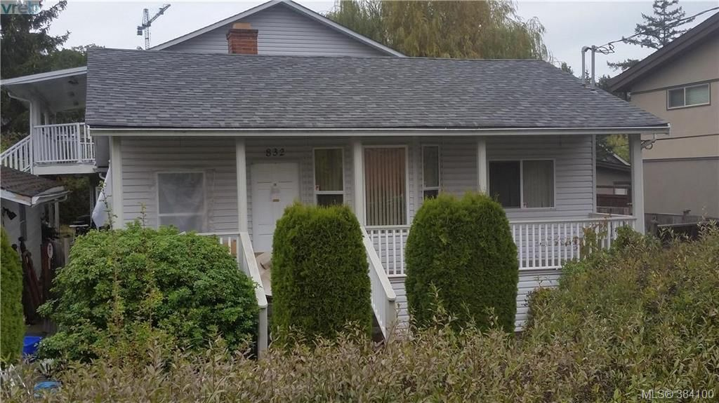 Check Google StreetView, (accessible through the listing) too see how cute this home was only 3 years ago.