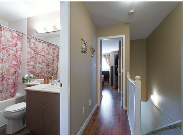 """Photo 15: Photos: 93 18701 66TH Avenue in Surrey: Cloverdale BC Townhouse for sale in """"Encore"""" (Cloverdale)  : MLS®# F1405952"""