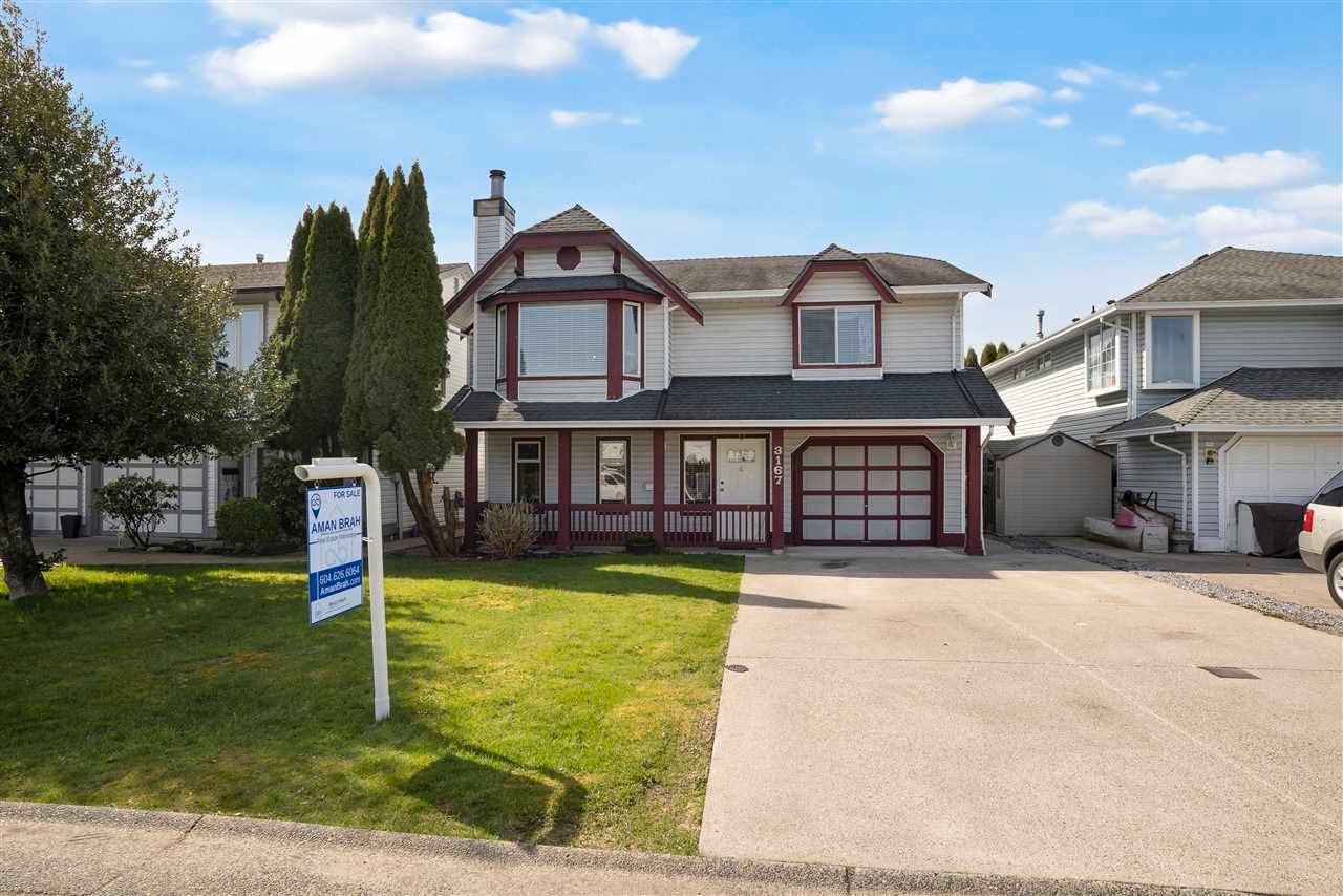 Main Photo: 3167 RAE Street in Port Coquitlam: Riverwood House for sale : MLS®# R2561522
