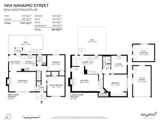 """Photo 2: 1414 NANAIMO Street in New Westminster: West End NW House for sale in """"West End"""" : MLS®# R2575991"""
