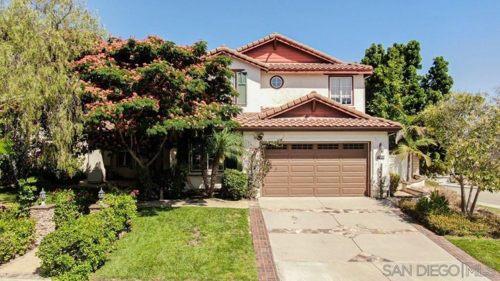 Main Photo: LA COSTA House for sale : 4 bedrooms : 8037 Paseo Avellano in Carlsbad