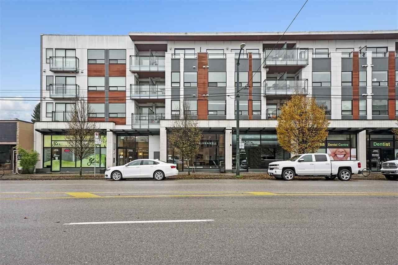 Main Photo: 102 2858 W 4TH AVENUE in : Kitsilano Condo for sale (Vancouver West)  : MLS®# R2419407