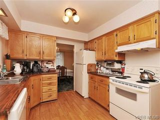 Photo 8: 1726 Mortimer St in VICTORIA: SE Cedar Hill House for sale (Saanich East)  : MLS®# 637109