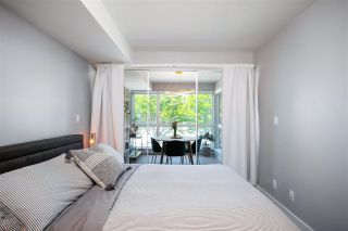 """Photo 14: 214 1588 E HASTINGS Street in Vancouver: Hastings Condo for sale in """"BOHEME"""" (Vancouver East)  : MLS®# R2585421"""
