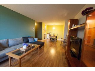 """Photo 6: 408 65 FIRST Street in New Westminster: Downtown NW Condo for sale in """"KINNAIRD PLACE"""" : MLS®# V1104914"""