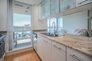 """Photo 5: 806 3333 CORVETTE Way in Richmond: West Cambie Condo for sale in """"Wall Centre at the Marina"""" : MLS®# R2622056"""
