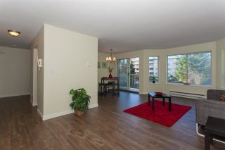 "Photo 3: 205 2780 WARE Street in Abbotsford: Central Abbotsford Condo for sale in ""Chelsea House"" : MLS®# R2224498"
