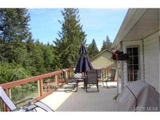 Photo 4:  in SHAWNIGAN LAKE: ML Shawnigan House for sale (Malahat & Area)  : MLS®# 399623