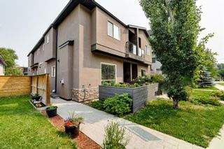 Main Photo: 2 2008 12 Avenue SW in Calgary: Sunalta Row/Townhouse for sale : MLS®# A1130399
