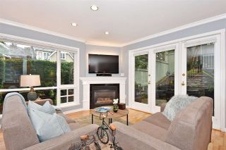 Photo 4: 1545 TRAFALGAR STREET in Vancouver: Kitsilano Townhouse for sale (Vancouver West)  : MLS®# R2392914