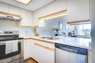 """Photo 11: 603 1045 QUAYSIDE Drive in New Westminster: Quay Condo for sale in """"QUAYSIDE TOWER 1"""" : MLS®# R2587686"""