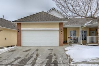 Photo 1: 14 Prominence View SW in Calgary: Patterson Semi Detached for sale : MLS®# A1075190