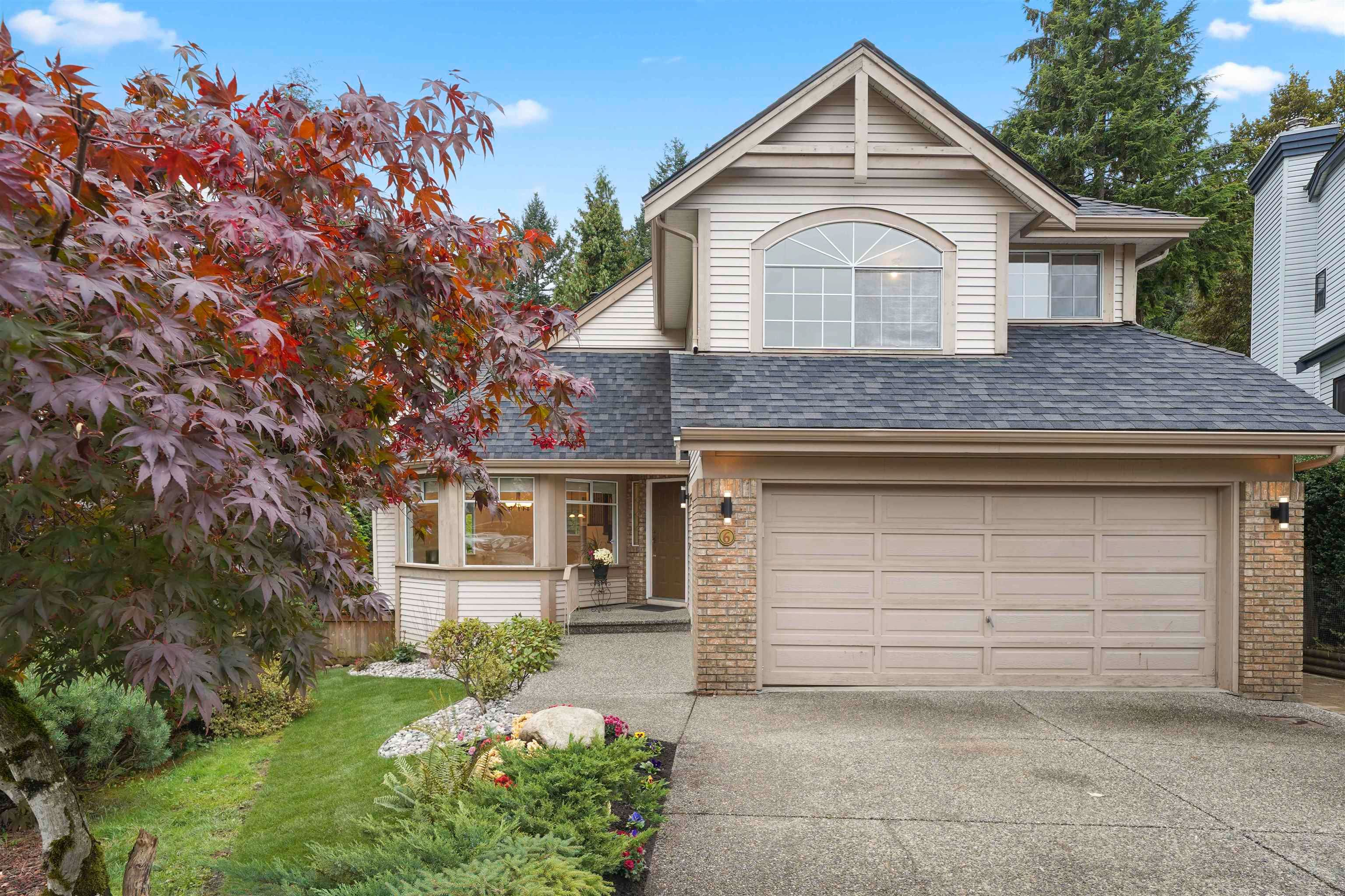 Main Photo: 6 ASPEN Court in Port Moody: Heritage Woods PM House for sale : MLS®# R2623703