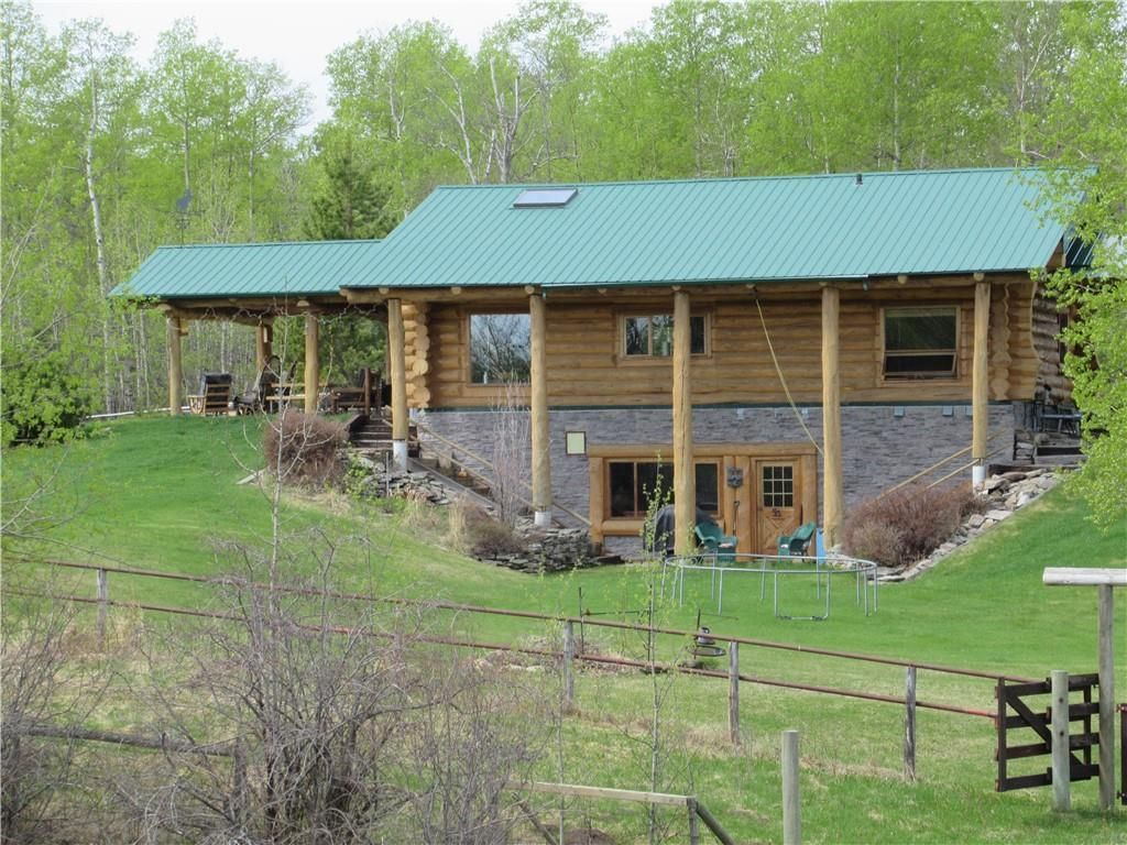 Main Photo: 351035A Range Road 61: Rural Clearwater County Detached for sale : MLS®# C4297657