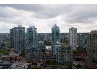"Photo 7: 2205 1188 RICHARDS Street in Vancouver: Yaletown Condo for sale in ""Park Plaza"" (Vancouver West)  : MLS®# V1061571"