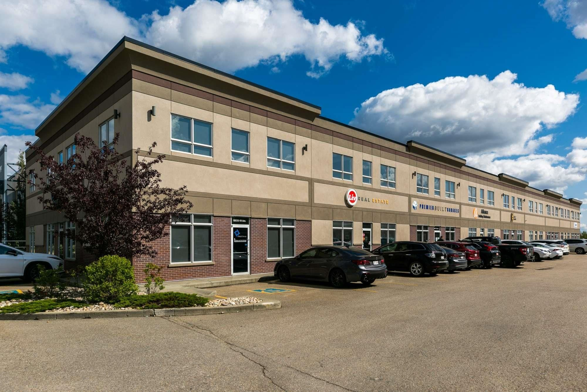 Main Photo: 18827 111 Avenue in Edmonton: Zone 40 Office for lease : MLS®# E4263796