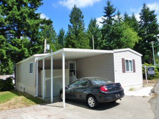 Photo 1: # 69 24330 FRASER HY in Langley: Otter District House for sale : MLS®# F1324547