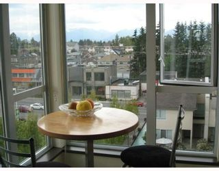 "Photo 6: 801 7077 BERESFORD Street in Burnaby: Highgate Condo for sale in ""CITY CLUB"" (Burnaby South)  : MLS®# V748083"