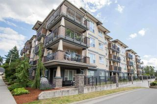 """Photo 1: 424 2565 CAMPBELL Avenue in Abbotsford: Central Abbotsford Condo for sale in """"ABACUS UPTOWN"""" : MLS®# R2381899"""