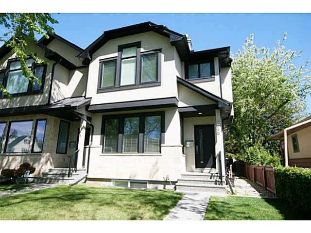 Main Photo: 2046 47 Avenue SW in CALGARY: Altadore River Park Residential Attached for sale (Calgary)  : MLS®# C3569906