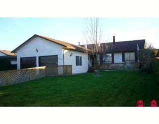 Photo 1: 15464 19TH AV in White Rock: House for sale (King George Corridor)  : MLS®# F2704894