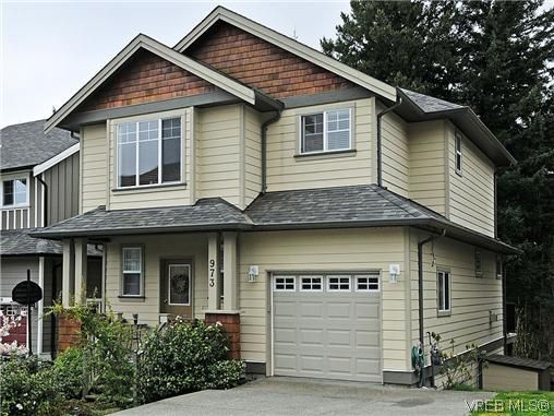 Main Photo: 973 Cavalcade Terr in VICTORIA: La Florence Lake House for sale (Langford)  : MLS®# 603412