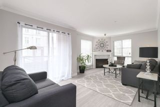 """Photo 1: 210 2357 WHYTE Avenue in Port Coquitlam: Central Pt Coquitlam Condo for sale in """"RIVERSIDE PLACE"""" : MLS®# R2256033"""